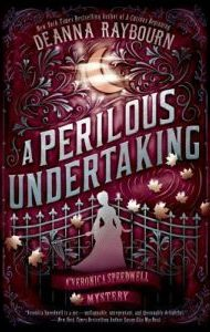 Waiting on Wednesday – A Perilous Undertaking by Deanna Raybourn