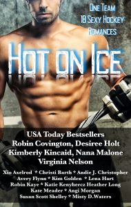 Hot on Ice Anthology