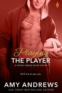 ARC Review – Playing the Player by Amy Andrews