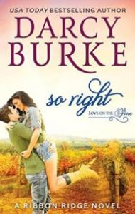 Review – So Right by Darcy Burke