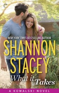Waiting on Wednesday – What it Takes by Shannon Stacey