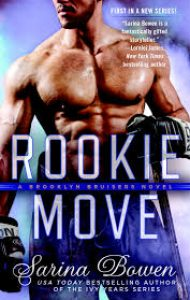 Review – Rookie Move by Sarina Bowen
