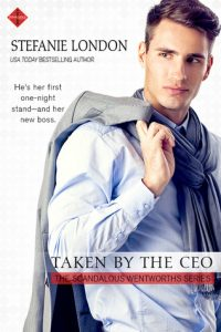 Review – Taken by the CEO by Stefanie London