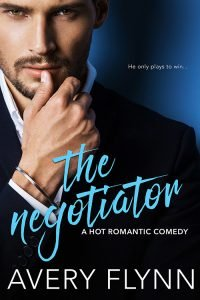 ARC Review – The Negotiator by Avery Flynn