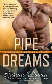 Review – Pipe Dreams by Sarina Bowen