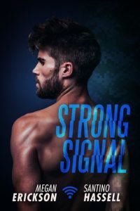 Review – Strong Signal by Megan Erickson and Santino Hassell