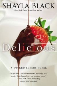 Review – Delicious by Shayla Black