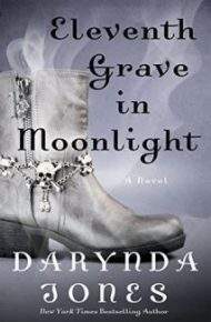 Audiobook Review – Eleventh Grave in Moonlight by Darynda Jones