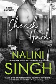 Quickie Audiobook Review – Cherish Hard by Nalini Singh