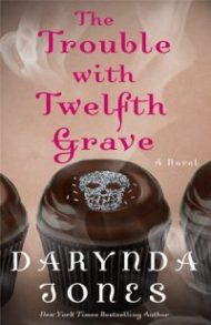 ARC Review – The Trouble With the Twelfth Grave by Darynda Jones