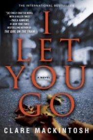 Review – I Let You Go by Clare Mackintosh