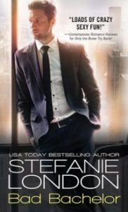 ARC Review – Bad Bachelor by Stefanie London