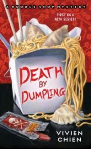 Review – Death by Dumpling by Vivien Chien