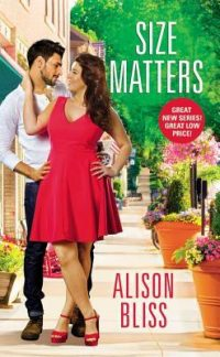 Review – Size Matters by Alison Bliss