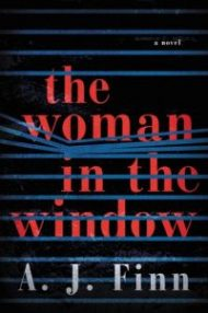 Audiobook Review – The Woman in the Window by AJ Finn