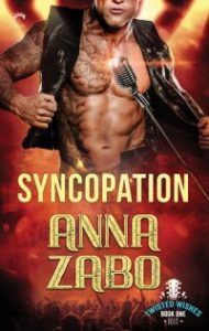 Review – Syncopation by Anna Zabo