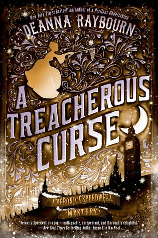Audiobook Review – A Treacherous Curse by Deanna Raybourn
