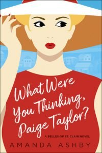 ARC Review – What Were You Thinking, Paige Taylor? by Amanda Ashby