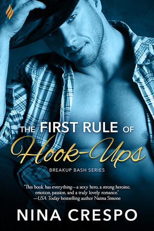 ARC Review – The First Rule of Hook-Ups by Nina Crespo