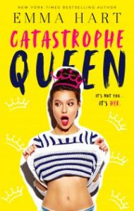ARC Review – Catastrophe Queen by Emma Hart
