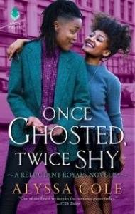 Quickie Review – Once Ghosted, Twice Shy by Alyssa Cole