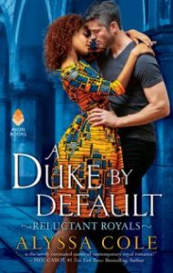 Review – A Duke by Default by Alyssa Cole