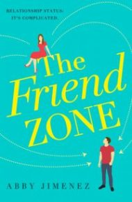 ARC Review – The Friend Zone by Abby Jiminez