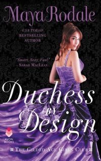 Duchess by Design by Maya Rodale