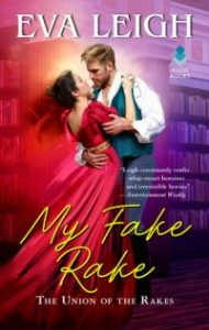 ARC Review – My Fake Rake by Eva Leigh