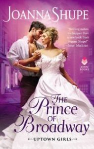 Review – The Prince of Broadway by Joanna Shupe