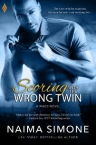 Review – Scoring With the Wrong Twin by Naima Simone