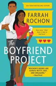 ARC Review – The Boyfriend Project by Farrah Rochon